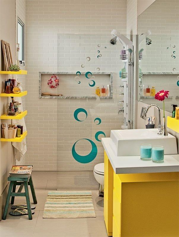 Banheiros Pequenos # Banheiro Pequeno Projetado