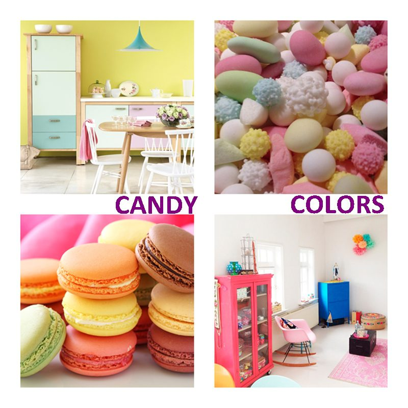 CANDY COLORS MIX